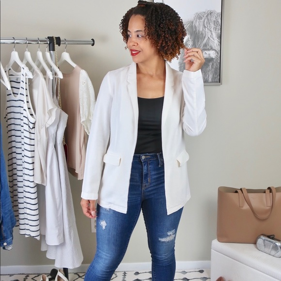 Old Navy Jackets & Blazers - Old Navy Cotton Blazer